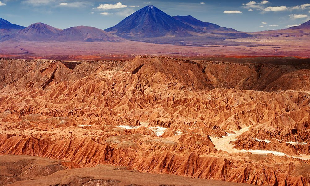 Desierto de Atacama Valle de la Luna