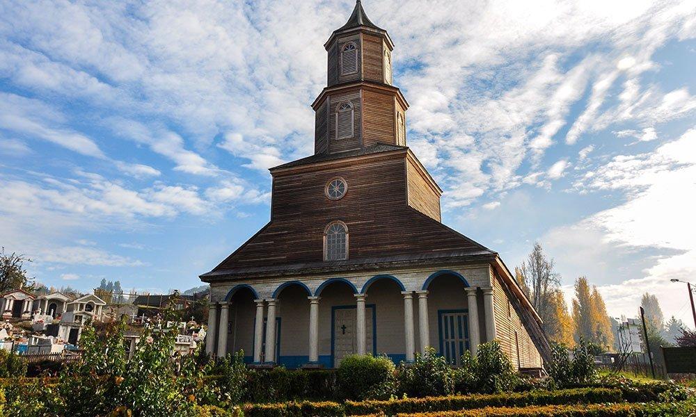Iglesia Chiloe