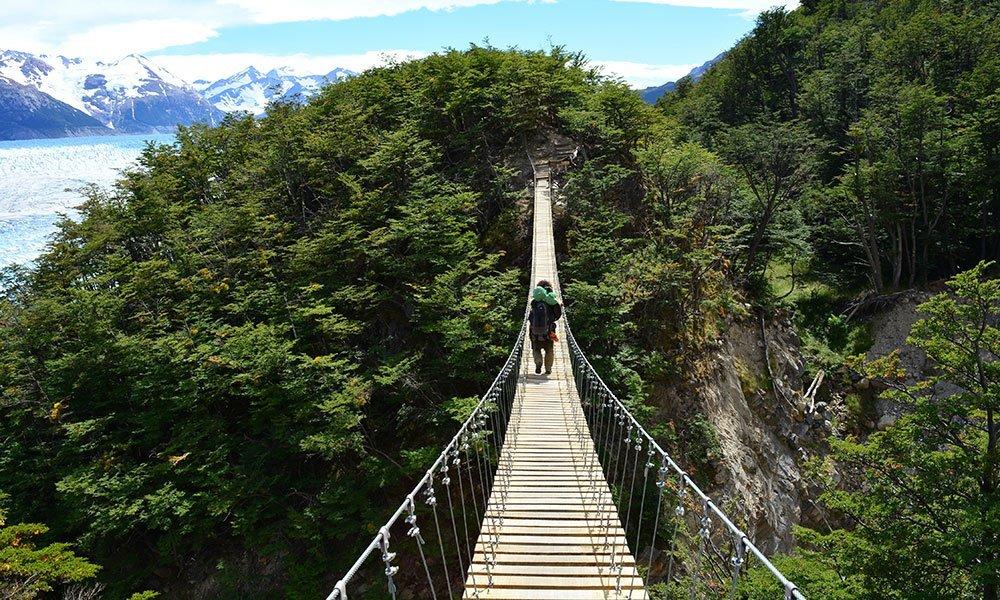 Torres del Paine Puente Colgante