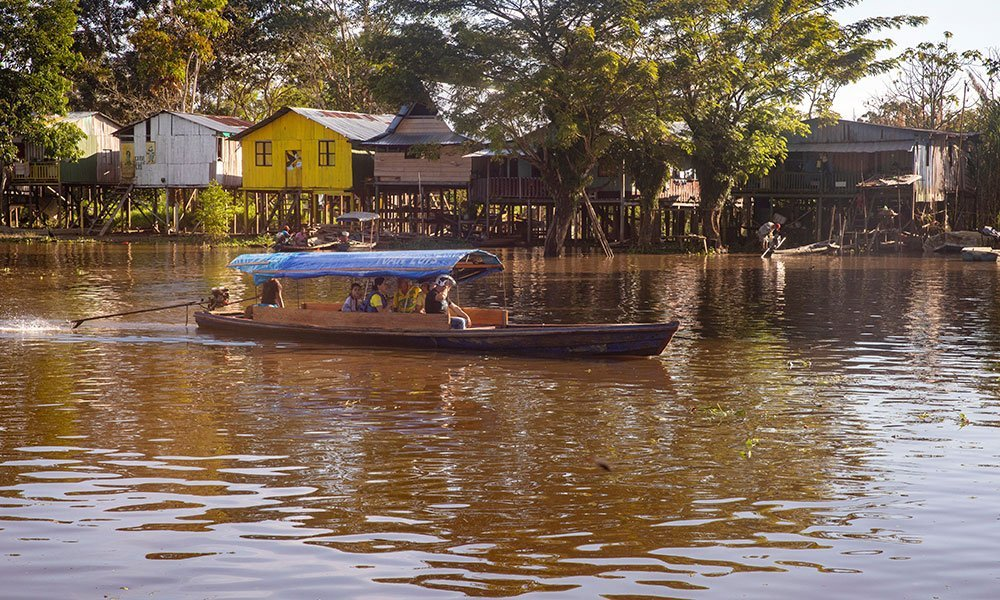 Leticia Amazonas Colombia