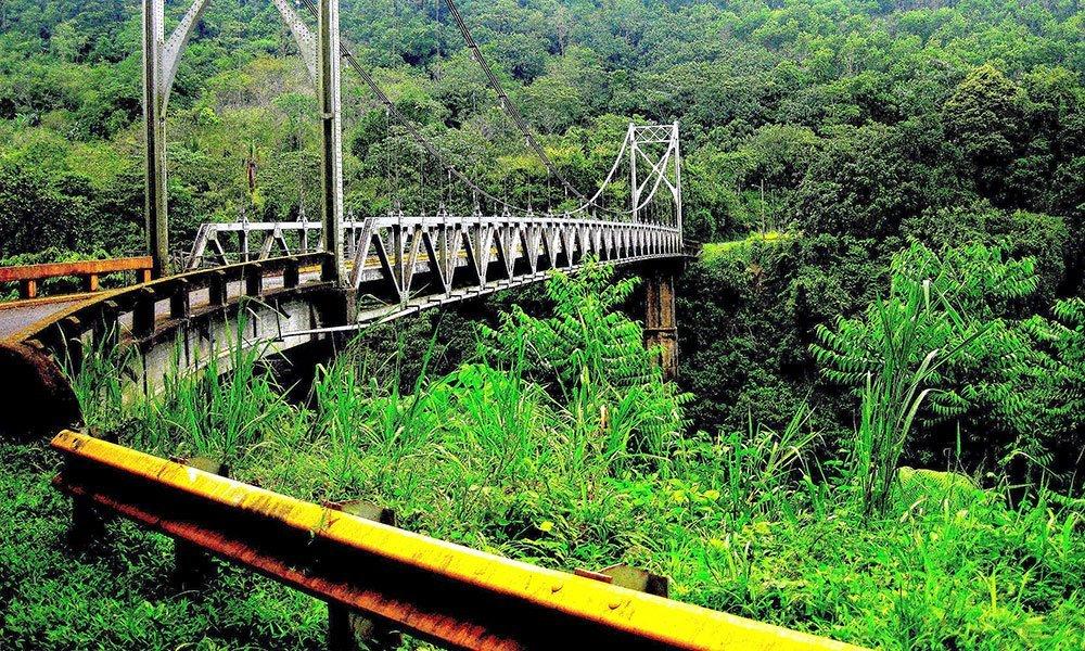 Costa Rica Carretera Volcan Arenal