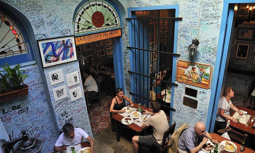 Cuna Habana La Bodeguite del Medio