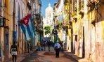 Cuba Habana Casco Histórico Calle