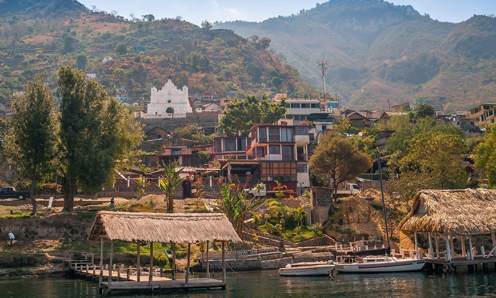 Aldea Lago Atitlán