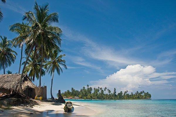 Playas Archipiélago de San Blas