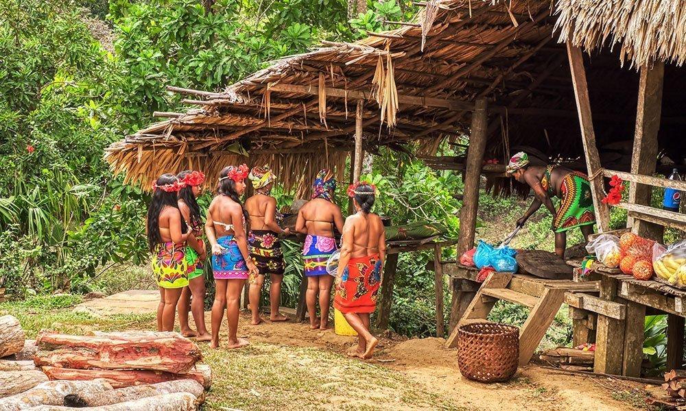 Comunidad Indígena Embera