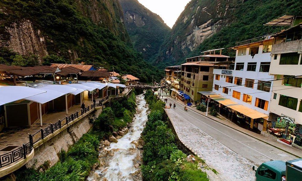Aguas Calientes Perú