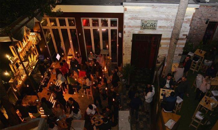 Pisca Bar Lima
