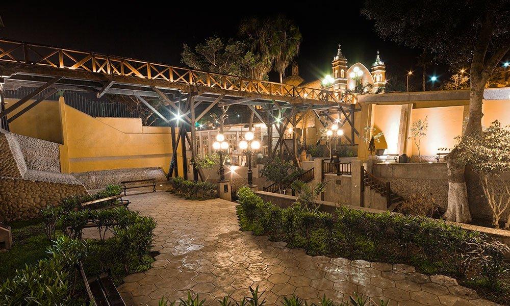 Perú Lima Barrio de Barranco