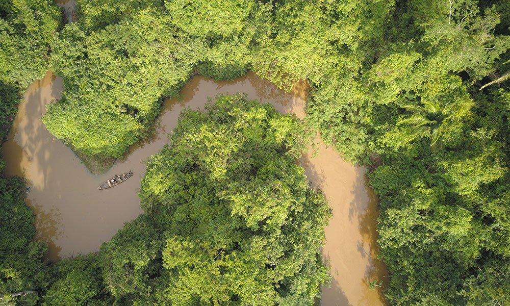 Puerto Maldonado Río